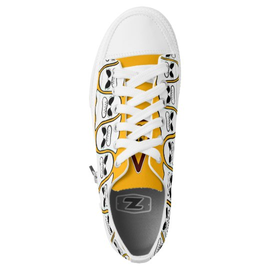 Yellow Ghost Shoes
