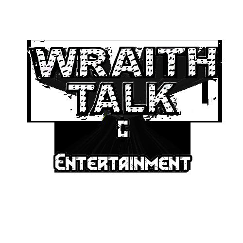 wraithtalk logo_&ent
